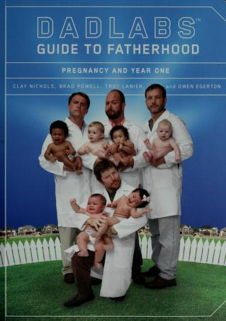 Cover of: DadLabs guide to fatherhood | Clay Nichols
