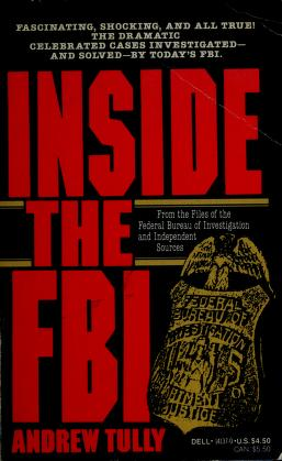 Cover of: Inside the FBI | Andrew Tully