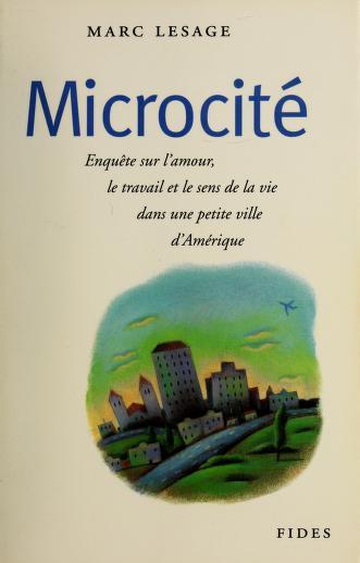 Cover of: Microcité | Marc Lesage